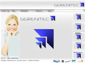 Serenitec : research project