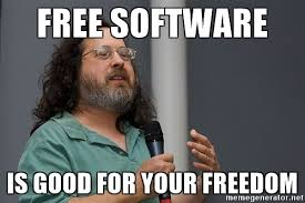 Free software : free will