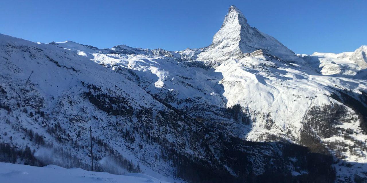 Zermatt Swiss mountain