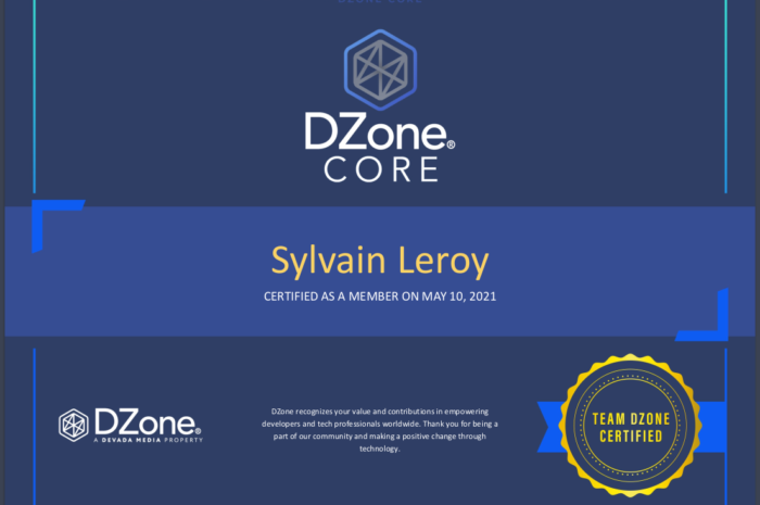 Core DZone writer